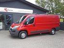 Fiat ducato L1H1 2014 Lind blik og VVS Bott