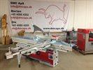 NY - Holzmann FKS 400 VF pladesav / rundsav