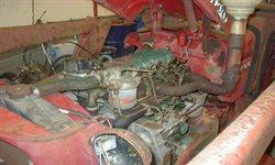 Motor<br>3 cyl. Perkinson diesel