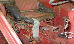 Et nyt sæde skal der til, er der nogen der kender til et?