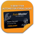 AutoMester Fodelskort