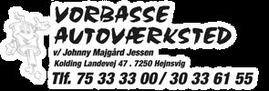 Vorbasse Autoværksted - v/ Johnny Winniel