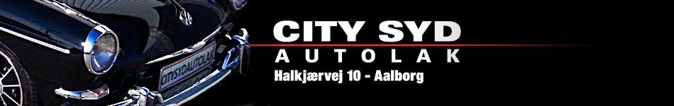 City Syd Autolak -