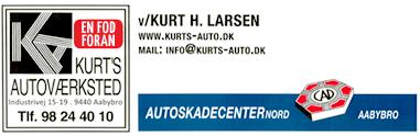 Kurts Autoværksted ApS -