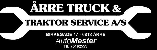 Årre Truck- & Traktorservice A/S
