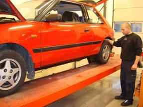 Vores værksted tilbyder @ Matildevejens Autoværksted - Slagelse, Vemmelev, Forlev, Korsør ...