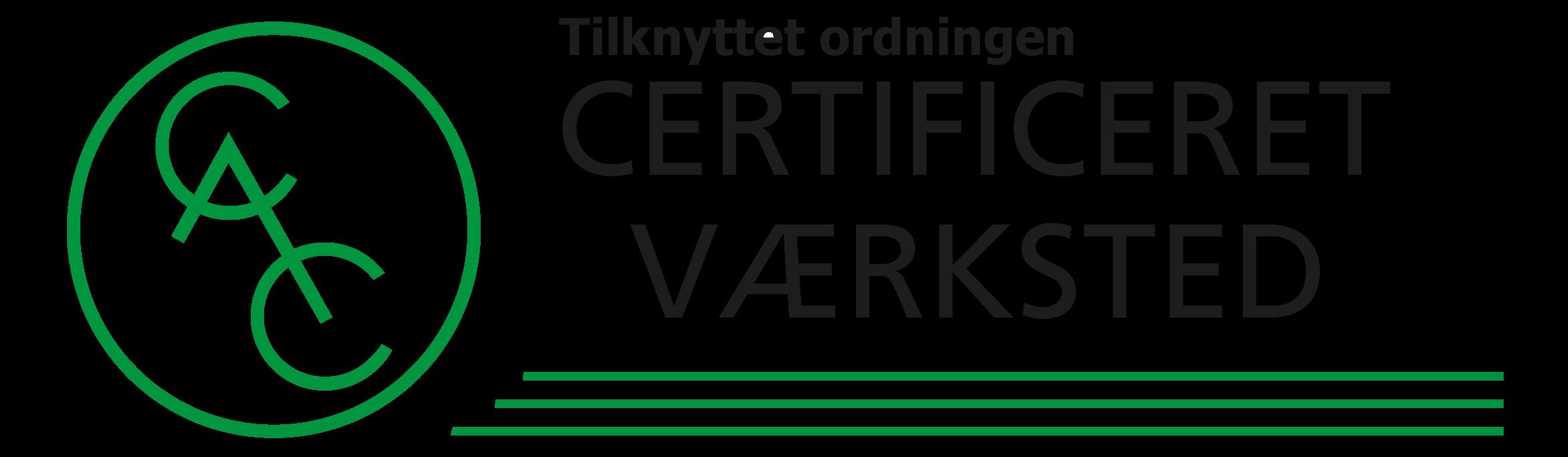 Læs mere om CAC Certificeringen