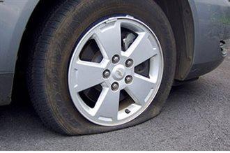 Lad ikke en punktering standse dig