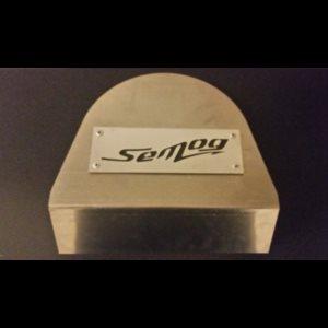 Front plade Semog - billede 1