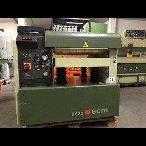 SCM S 63 630 mm tykkelseshøvl - billede 1