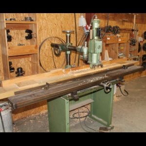 Ayen boremaskine - nr. 2033 - billede 1