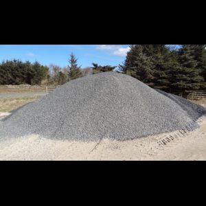 Sort Granit 7-16 - billede 1