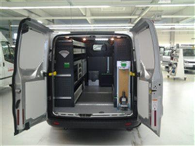 Ford Custom Bott bilindretning - billede 1
