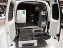 VW Caddy bott bilindretning - billede 3