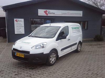 Peugeot Partner bott bilindretning - billede 1