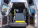 Ford Transit Med bagmonteret lift - billede 3