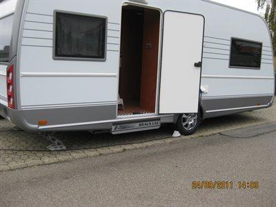 Kørestolslift til campingvogn - billede 1