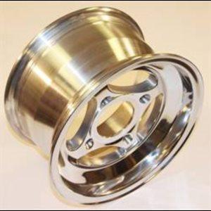 Fælg Aluminium 10X5,5 - billede 1