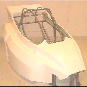Karosseri R4 - billede 1
