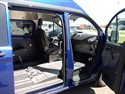 Ford Transit custom-med opkøreselsrampe på passagerpladsen - billede 2