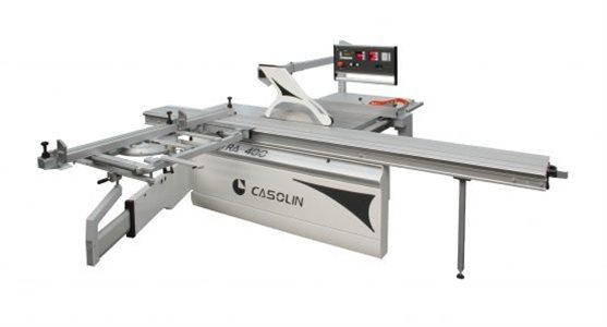 Casolin Astra 400 5 CNC 5-akset pladeformatsav - billede 1