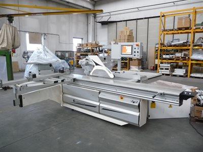 Casolin Atra Digit 3 CNC brugt pladeformatsav - billede 1