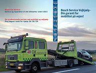 Bosch Service Vejhjælp