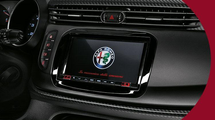 Ny Alfa Romeo