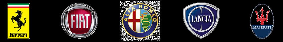 Brugte Alfa Romeo, Ferrari, Fiat og Lancia til salg