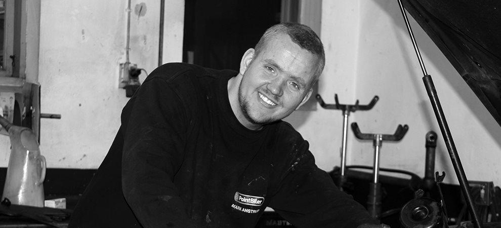 Mark Anstrup - Bilhjørnet Haslev