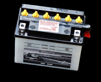 Strejker dit bilbatteri