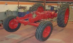 Et par nye fordæk, samt lakering af hjul