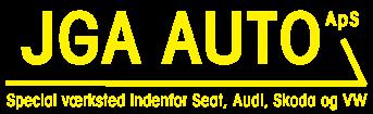 JGA Auto ApS - Special værksted indenfor Seat, Audi, Skoda og VW