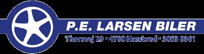 P.E. Larsen Biler -