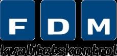 FDM Kvalitetskontrol