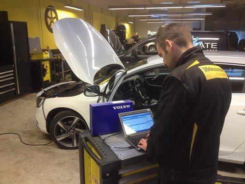 Jens Jensen Volvo Opdatering