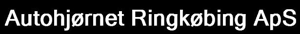 Autohjørnet Ringkøbing ApS