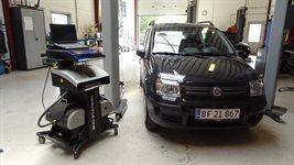 Computer tester / 4 gas tester: Texa ECO station