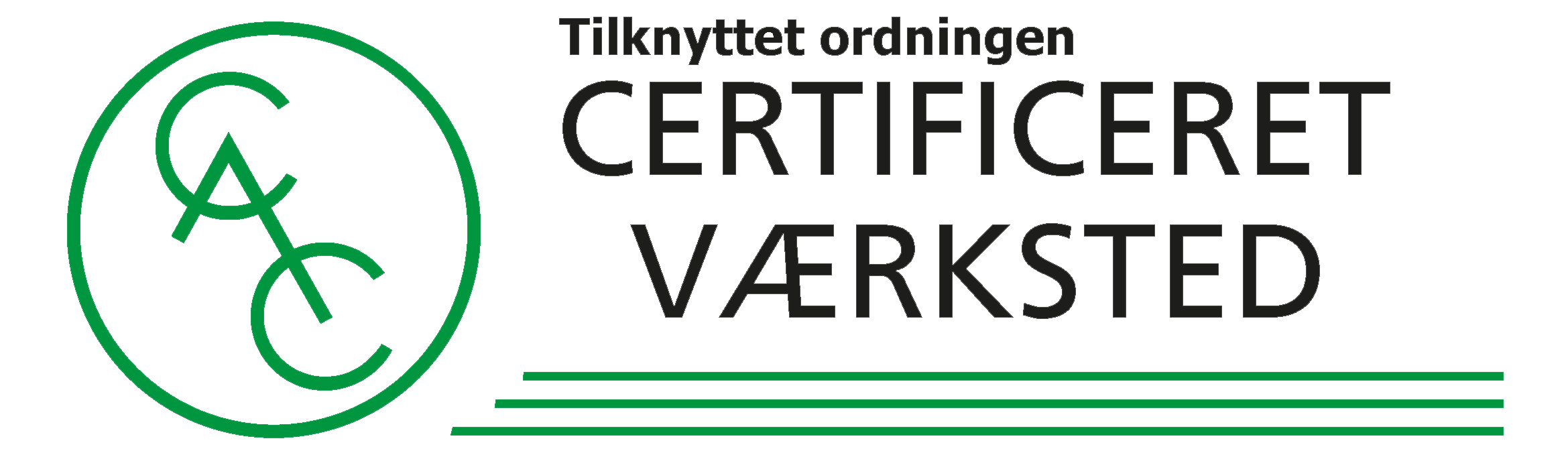CAC Certificeret