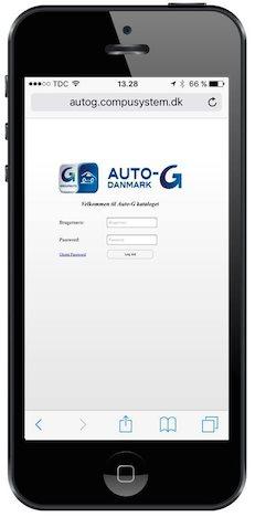 AUTO-G WEB MOBIL