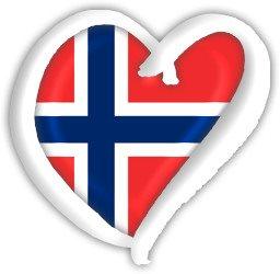 15325norsk Flag