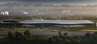 Volvos muskelmærke bygger superfabrik i Kina