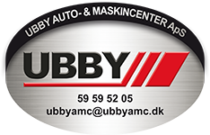 Ubby Auto & Maskincenter ApS