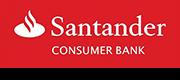 Finansiering via Santander - Klik på billedet for at få mere information