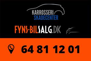 Karroseri Skadecenter | Fyns Bilsalg